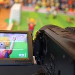 Foto del 'Making Of' del video de la Eurocopa del 2012